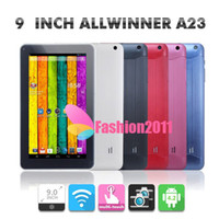 9inch A23 Dual Core Android 4. 2 8GB Allwinner Dual Camera Wi...