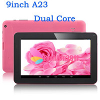 Allwinner A23 9'' Dual Core Android 4. 2 Tablet PC 8GB Dual C...