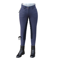 Wholesale Mountain horse breeched navy blue breeched saddleries equestrian supplies