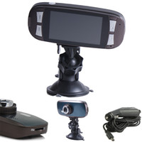 Wholesale S5Q inch LCD Full HD P Car DVR Dash Camera Recorder G sensor Night Vision AAADGG
