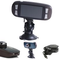 Wholesale S5Q inch LCD Full HD P Car DVR Dash Camera Recorder G sensor Night Vision AAADGG