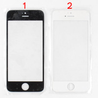For iPhone 5 5S 5C Front Outer Glass Screen for iphone 5 5S ...
