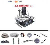 Cheap IR IR6000 Best L475mmx W480mmx H420mm IR 450W BGA rework station