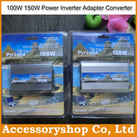 Under 200W inverter battery - Pyramid W W DC V to AC V Power Inverter Car Battery Adapter Converter Charge For Laptop iPhone iPad TV High Quality DHL