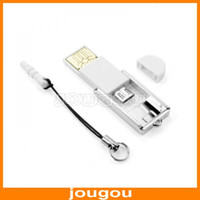 Wholesale Micro SD Card Reader And Micro USB OTG In Adapter