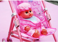 Wholesale Small World Toys Umbrella Stroller for Doll