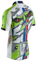 Wholesale cannondal Pro team green Peter SAGAN ONLY cycling jersey shirt cycling jersey Cycling Clothing maillot s01