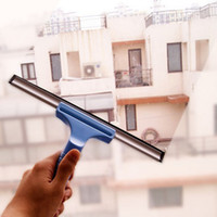 Brush Sponges, Cloths & Brushes 0 Car glass scraper glass clean window device cleaning brush glass brush car bathroom dual mirror wipe window device