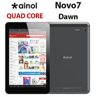 Wholesale 7 quot Ainol Novo EOS G Android NS115 Dual Core GHz Tablet PC WCDMA Wifi OTG