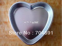 Wholesale Heart Shape Cake Pan Cake tin Cupcake Cake Decoration Moulds