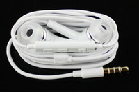 Wholesale x50 cheap Headphones Earphones Headsets For Samsung GALAXY SII S2 SIII S3 S4 Ace N7100 N7000 I9300 I9100 S5830i headset