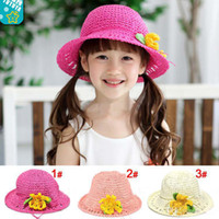 Unisex Summer Visor New Korean Children Caps Kids Hat Girls Caps Fashion Bucket Hat Straw Hat Girls Hats Kids Cap Beanie Hat Caps Sun Hat Caps Hats