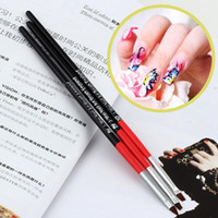 Nail Art Stamping Machine Nail Art Equipment Nail Art Pen New Hot Selling10set Nail Art Design UV Gel Acrylic Brush Pen Drawing Painting Set Tool