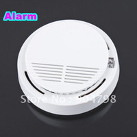 Fire AK307 10 feet to 85 dB 2pcs Fire Smoke Sensor Detector Alarm Tester for Home Security System Cordless New Hot Selling