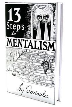 corinda 13 steps to mentalism pdf
