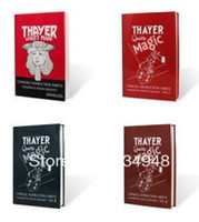 Wholesale Thayer Quality Magic Set of Books Glenn Gravatt Only PDF ebook Illusions Close up magic Card magic mentalism magic