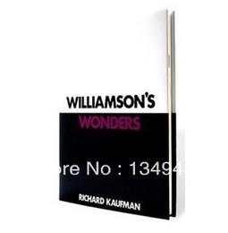 Wholesale Richard Kaufman Williamson s Wonders David Williamson PDF ebook Card magic magic tricks Close up magic