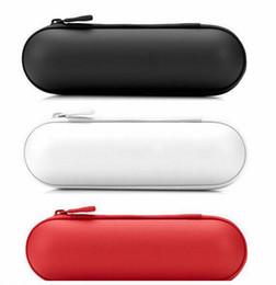 Wholesale Drop ship piece Pill Wireless Speakers case bluetooth Pill Audio player Speaker leather case