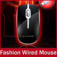 Wholesale JM F2 Original Brand Colorful Fashion Office Mouse USB Wired DPI Girl Lady Notebook PC Mini Mice