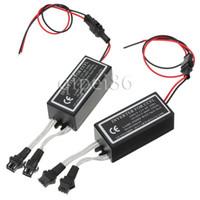 Wholesale 2pcs Spare Inverter Ballast for CCFL Angel Eyes Halo Rings Kit V outputs