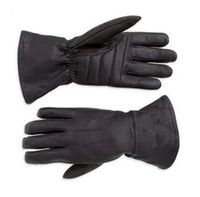 Leather   98202 new extended leather gloves Racing bikes wagon gloves motorcycle carriages skeleton gloves