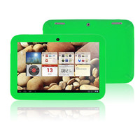 Wholesale 2014 New Clear Soft TPU Silicone Cover Case for quot Inch Android Mid Tablet PC Pad