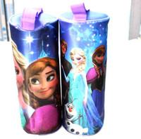 Wholesale Frozen Pencil Case Bags Elsa Anna Pen Bag Stationery bags