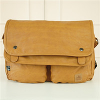Wholesale 2014 New Arrived men fashion travel bags PU leisure outdoor shoulder men messenger bag men leisure bags