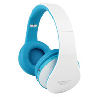Sports No Bluetooth New Wireless Stereo Headphone Bluetooth MP3 Headset Earphone KG-5012 White E9021B