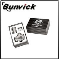 Cheap Blue Hammer Mod Best Metal Electronic Cigarette Newest mechanical mod