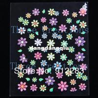 Wholesale Sheets Mix Designs Acrylic Nail Sticker Nail Decal