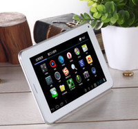Wholesale cheapest dual core tablet PC with sim card slot MB GB Android Allwinner A13 M G WIFI Bluetooth Android Tablet PC