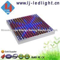 Wholesale 14W W led grow light panel for flower amp Veg fruiting seeding amp blooming LED red nm blue nm orange nm white