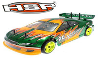 Wholesale HSP Baja Scale WD Nitro Power Pivot Ball Suspension RC Cars Xstr cxp Engine G Radio Control Toys