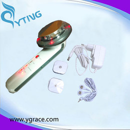 Wholesale mini ultrasound slimming machine Top selling in Ultrasonic Infrared EMS Body Slimming Beauty Massager