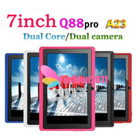 Cheap Allwinner A23 7Inch Q88 Dual Core Android 4. 2 Tablet P...