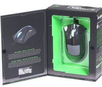 Wholesale Best selling Brand new nice quality Razer Death Adder Mouse DPI Competitive Games Factoryworld