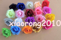 Wedding brand new app.7-8cm More Colors for the Best Selling 100p Artificial Flowers Silk Camellia Rose Peony Flower Heads 7--8cm 20 Colors Available U Choose Color