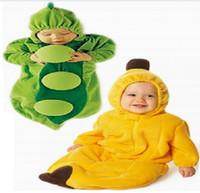 Clothing Style 3 Season 75 95 Fleece Baby Sleeping Bag Cute Sleepsacks Children pajamas Hot Sale