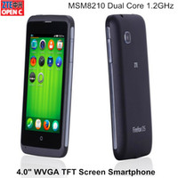 "Cheap New Arrival ZTE Open C 4.0"" TFT 3G WCDMA Mobile SmartPhone MSM8210 Dual Core Optional Dual OS Android or Firefox 3MP Camera GPS Bluetooth"