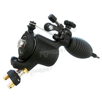 Wholesale Low Vibration Swashdrive Gen Cutback Rigid Black Tattoo Guns Rotary Hard Hitting For Shader amp Liner Tattoo Machine Kit