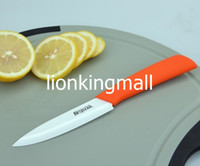 Wholesale BESTLEAD quot Ceramic Knife Cutter Chefs Cutlery for Modern Kitchen Fruits Orange