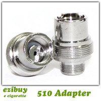 Wholesale 100pcs to ego convertor adapter for e cig ego evod battery e cigarette accessories