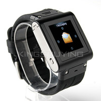 GSM850 other other HOT W838 Watch Phone Quad Band Single SIM Card Java Camera Bluetooth FM 1.4 Inch Touch Screen 2GB #1201219-retail