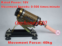 sex machine 0-500times/minute 40kg Wholesale - 2014 Luxury Powerful Automatic Adjustable Masturbation Machine for Female with Dildo dongs, Sex Machine Gun Machine for Sex Toys