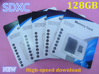 Acheter Adaptateurs memory stick-128Go Micro carte mémoire SD TF Class 10 adaptateur SD 128 gb Class 10 TF cartes mémoire avec adaptateur SD gratuit Package Retail dhl gratuitement