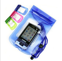 Wholesale Waterproof Bag Underwater Pouch Dry Case For Mobile Cell Phone CM