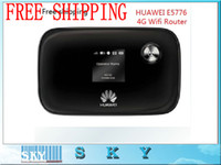 Wholesale 7 days special promotions Original Huawei G LTE Pocket WIFI E5776 Router with antenna