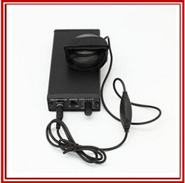 Wholesale World s best high quality Portable telephone voice changer cell phone voice audio changer voice changer