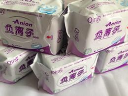 Wholesale One packs Winalite Lovemoon Anion Sanitary napkin Sanitary towels Sanitary pads Panty liners packs WITH GOOD GIFT